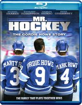 Mr. Hockey: The Gordie Howe Story (Blu-ray + DVD)