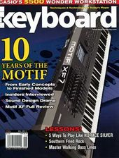 Keyboard - Volume #37, Issue #6