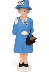 Queen Elizabeth - Derby Edition Waving Solar Queen