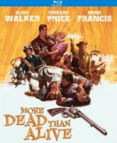 More Dead Than Alive (Blu-ray)