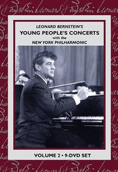 Young People's Concerts, Volume 2 (9-DVD)