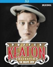 The Ultimate Buster Keaton Collection (Blu-ray)