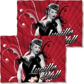 Lucille Ball - Firecracker (Front & Back) Pillow