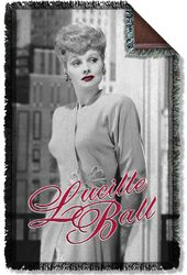Lucille Ball - City Girl Woven Throw