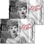 Lucille Ball - City Girl (Front & Back) Pillow