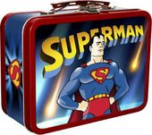 Superman - Collectible Lunchbox Tin with Handle +