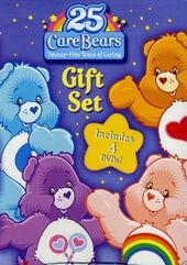 Care Bears - 25th Anniversary Gift Set (4-DVD)