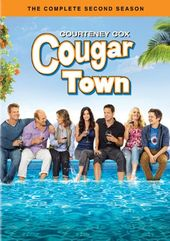 Cougar Town - Complete 2nd Season (3-DVD)