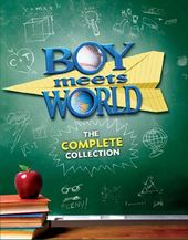 Boy Meets World - Complete Collection (22-DVD)