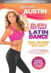 Denise Austin - Burn Fat Fast - Latin Dance