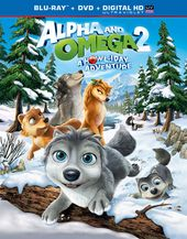 Alpha and Omega 2: A Howl-iday Adventure (Blu-ray)