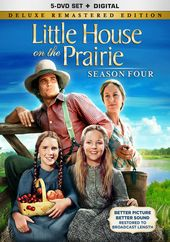 Little House on the Prairie - Season 4 (5-DVD)