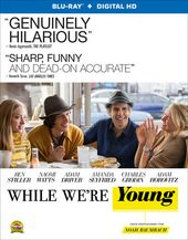 While We're Young (Blu-ray)
