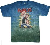 Popeye - Strong To The Finish - T-Shirt