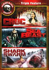 Maneater Series: Croc / Sea Beast / Shark Swarm