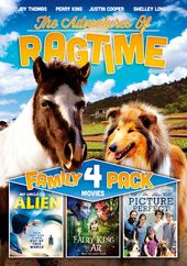 Family Pack (The Adventures of Ragtime / My