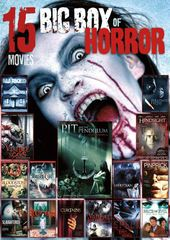 Big Box of Horror (3-DVD)