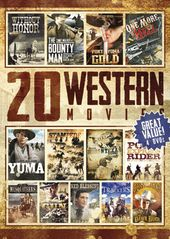 Westerns: 20-Movie Collection (4-DVD)