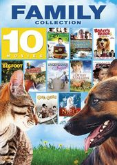 Family Collection - 10 Movies (2-DVD)