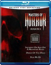 Masters of Horror - Season 1 - Volume 3 (Blu-ray)