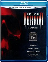 Masters of Horror - Season 1 - Volume 4 (Blu-ray)