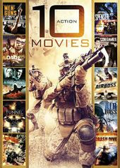 10-Movie Action Pack, Volume 10