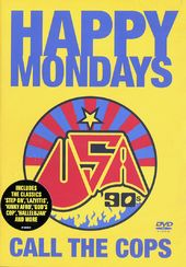 Happy Mondays - Call The Cops Live