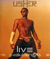 Usher - Live: Evolution 8701