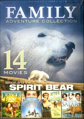 Family Adventure Collection (3-DVD)