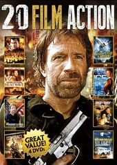 20 Film Action (4-DVD)