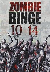 Zombie Binge: 10-Movie Collection (2-DVD)