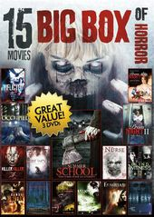 Big Box of Horror, Volume 2: 15 Movies