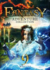 Fantasy Adventure Collection (Blackbeard / Africa