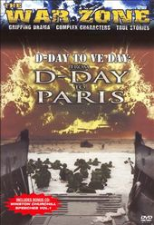 WWII - The War Zone: D-Day to VE Day and From