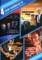 Clint Eastwood: 4 Film Favorites (Space Cowboys /