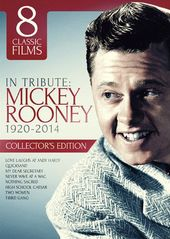 In Tribute: Mickey Rooney 1920-2014 (Love Laughs