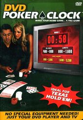 DVD Poker Clock