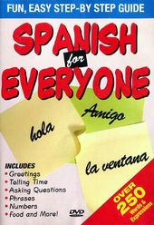 Spanish for Everyone: 250 Words & Expressions