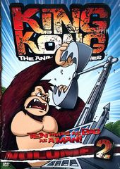 King Kong: The Animated Series - Volume 2