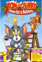 Tom and Jerry - Paws for a Holiday