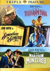 The Telegraph Trail / Somewhere in Sonora / The