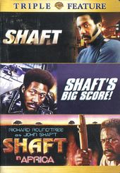 Shaft / Shaft's Big Score / Shaft in Africa (Full