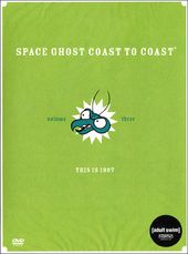 Space Ghost Coast to Coast - Volume 3 (2-DVD)