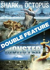 Mega Shark vs Giant Octopus / Monster