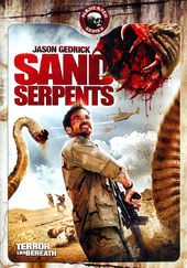 Sand Serpents (Maneater Series)