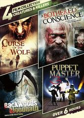 4 Film Collection: Creatures & Killers (Curse of