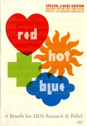 Various Artists - Red Hot + Blue (DVD+CD)