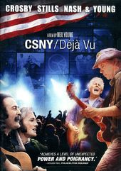 Crosby, Stills, Nash & Young - CSNY / Deja Vu