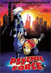 Psychic Force