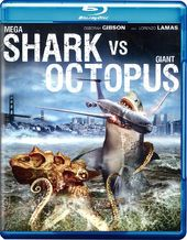 Mega Shark vs. Giant Octopus (Blu-ray)